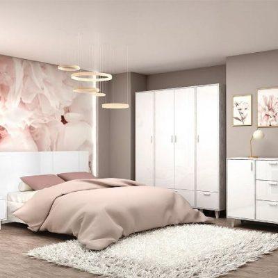 Спальня «Эго НГ» композиция 1 (дл)