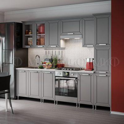 Кухня 2,6 м «Монако» (м)