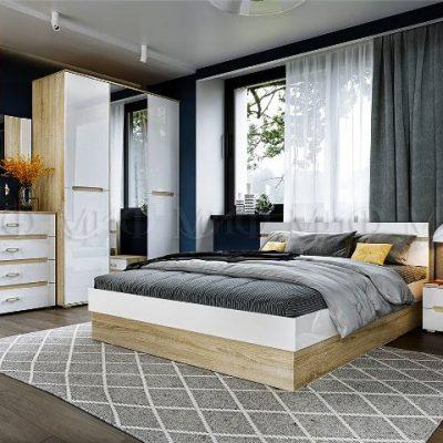 Спальня «Ким» композиция 1 (м)