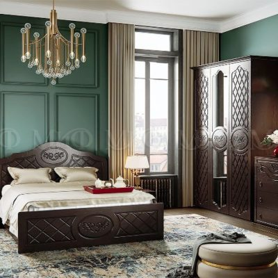 Спальня «Престиж» шоколад (м)