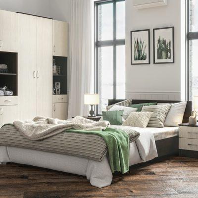 Спальня «Ронда» композиция 12 (иц)