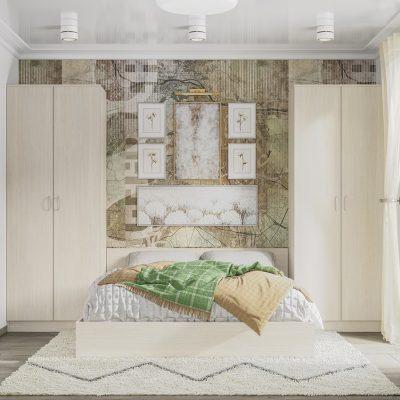Спальня «Ронда» композиция 15 (иц)