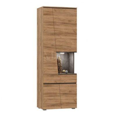 «Соренто» Шкаф высокий (м)