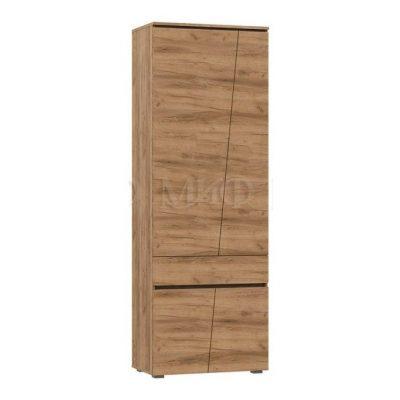 «Соренто» Шкаф высокий закрытый (м)