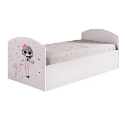 «Мальвина» Кровать (м)