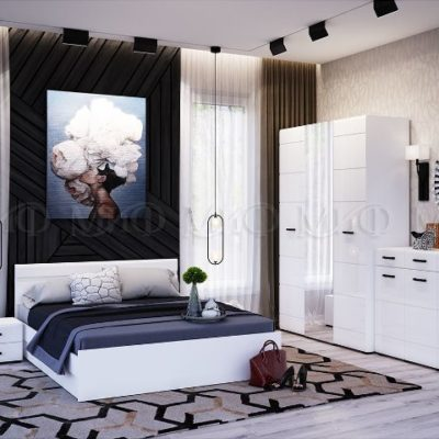 Спальня «Нэнси NEW» (м)